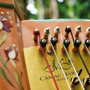 Camac Harps: Canopée